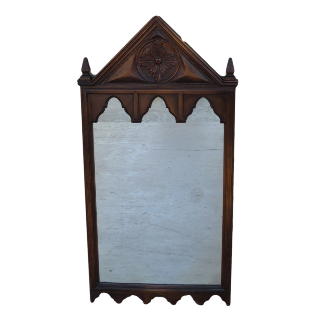 French antique gothic mirror french antique wall mirror sold on french antique gothic mirror french antique wall mirror amipublicfo Gallery