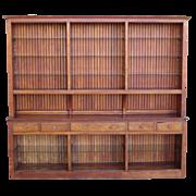 American Antique Cabinet Antique Back Bar Antique Furniture