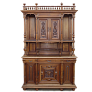 French Antique Hutch Antique Buffet Antique Furniture