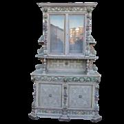 French Antique Hutch Antique Cabinet Antique Furniture