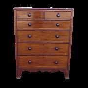 English Antique Dresser Chest of Drawers Antique Furniture