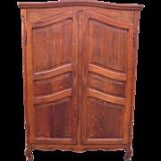 French Antique Armoire Antique Wardrobe Antique Cabinet Antique Furniture