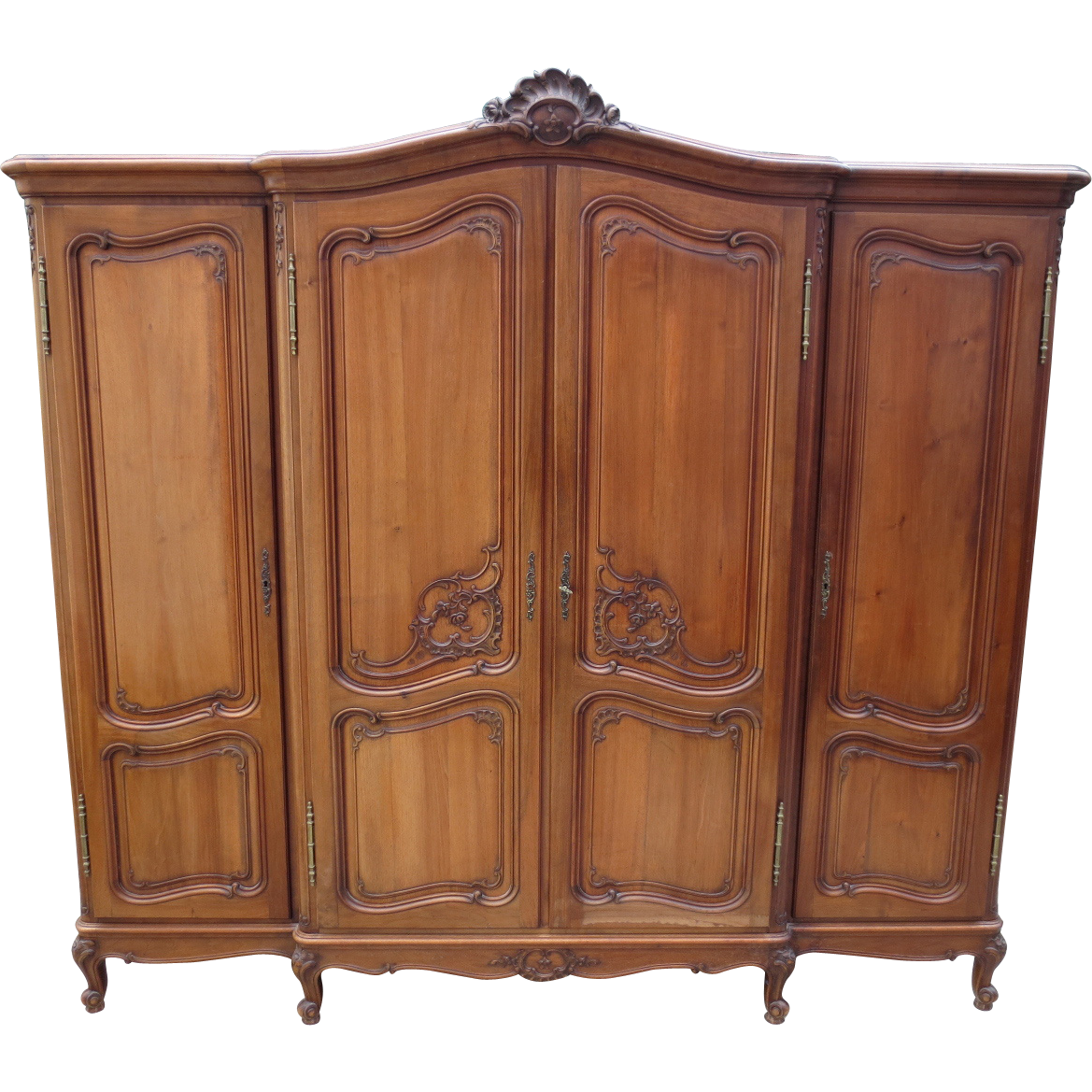 french antique armoire french antique wardrobe french. Black Bedroom Furniture Sets. Home Design Ideas