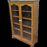 Antique Bookcase Antique Display Cabinet Antique Furniture