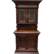 Antique Hutch Antique Cabinet Antique Sideboard French Antique Furniture