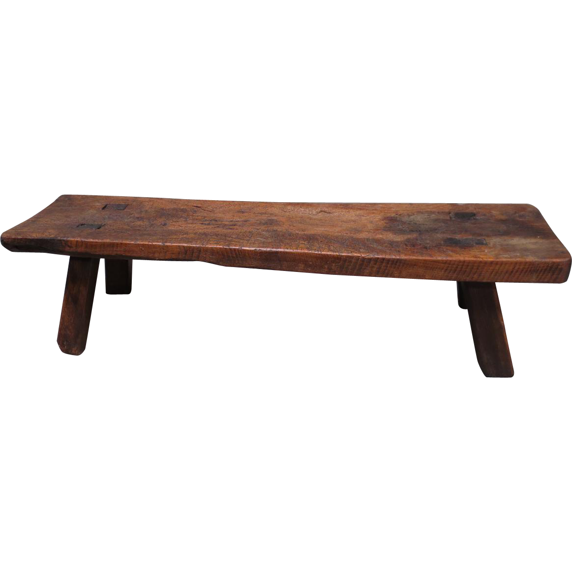 Rustic Table.Small Foyer Table With Drawer. 100 Cast Iron ...
