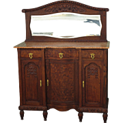 French Antique Sideboard Antique Server Antique Cabinet Antique Furniture