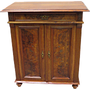 German Antique Cabinet Antique Cupboard Antique Furniture
