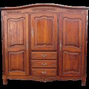 French Antique Armoire Antique Wardrobe Antique Furniture