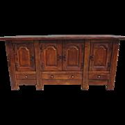 French Antique Sideboard Antique Cabinet Antique Cupboard Rustic Antique Furniture