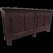 Spanish Antique Sideboard Spanish Antique Cabinet Spanish Antique Furniture