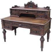 French Antique Desk Antique Furniture