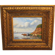 Framed Oil Painting Framed Picture