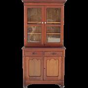 American Antique Hutch Antique Cabinet Victorian Antique Furniture