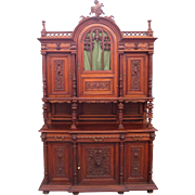 French Antique Hutch Antique Buffet Antique Cabinet Antique Furniture