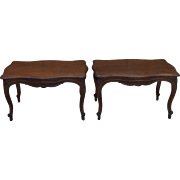 Pair of French Antique Coffee Tables Antique Side Tables French Antique Furniture
