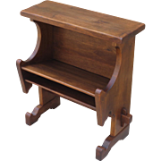 French Antique Side Table Antique Book Stand French Antique Furniture