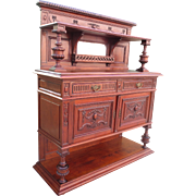 French Antique Sideboard French Antique Cabinet French Antique Server Antique Furniture