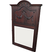 French Antique Wall Mirror Antique Carved Mirror Antique Furniture