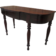 American Antique Console Table Antique Sofa Table Antique Furniture