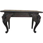 Antique Sofa Table Antique Console Table Asian Antique Furniture