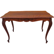 French Antique Coffee Table Antique Center Table Antique Louis XV Furniture Antique Furniture