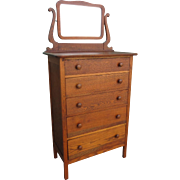 American Antique Dresser Antique Chest of Drawers American Antique Furniture