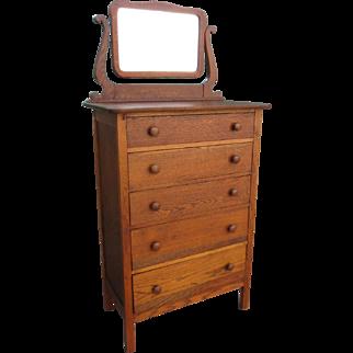 American Antique Dresser Antique Chest of Drawers American Antique Furniture