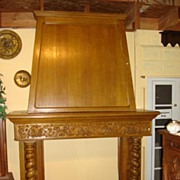French Antique Fire Place Mantel Antique Fireplace Antique Architectural