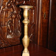 Antique Candle Stick French Antique Candle Stick