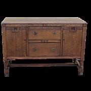 Antique Sideboard Antique Server Antique Furniture