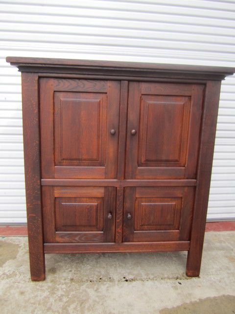 French Antique Cabinet Cupboard Rustic Antique Furniture