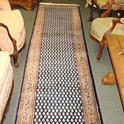 Antique Hand Made Oriental Carpet Rug Persian Rug Afghan Carpet Runner
