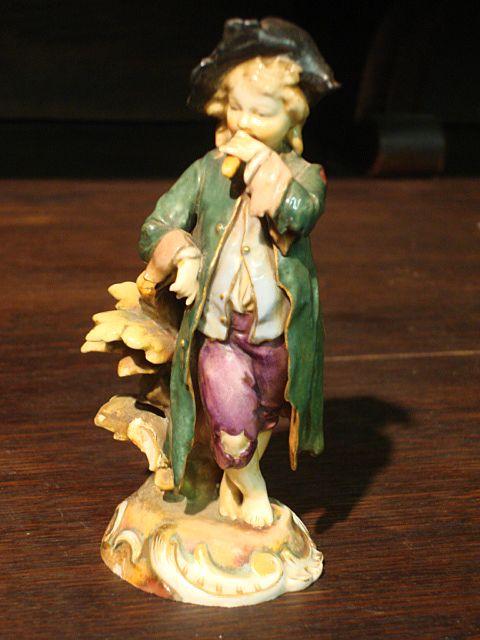 Original Antique Meissen Figure