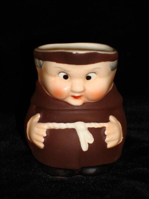 Hummel Goebel Friar Monk Creamer Pitcher
