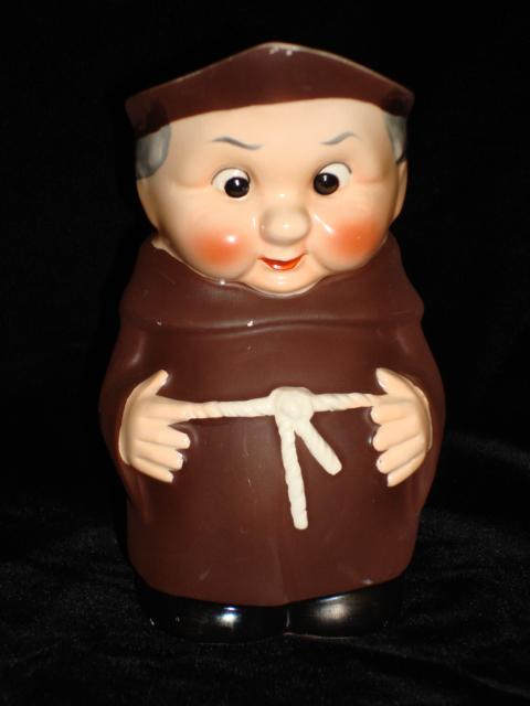 Hummel Goebel Friar Monk Creamer Pitcher Figurine