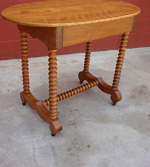 American Antique Spool Table