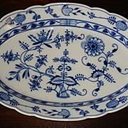 Large original Meissen Serving Platter Serving Dish