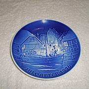 1976 Bing & Grondahl Christmas Plate