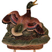 Mallard Duck TV Lamp