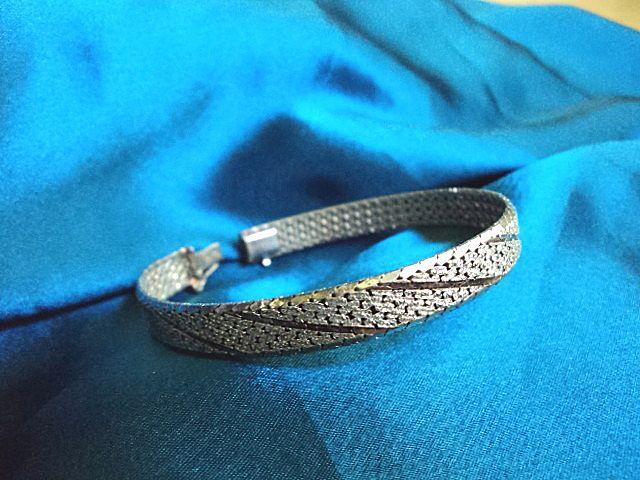 Italian Sterling 925 Silver Bracelet