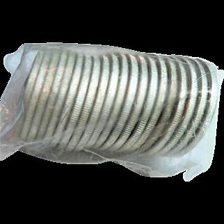 Uncirculated 20 Count Roll / 100 Pesos Mexico Mexican Plata Pura Silver 1978 Coins
