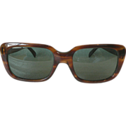 1947-1964 Unisex Ray-Ban Wayfarer Monti Sunglasses by Bausch & Lomb