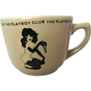 Rare Vintage Playboy Club SOKI Cup by Jackson China & HMH Pub. Co.