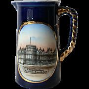 "Turn of Century Souvenir "" H. Herpolsheimer Co.'s Store, Lincoln Nebraska "" Miniature"