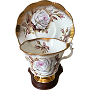 Vintage Royal Albert Tea Rose Cup & Saucer
