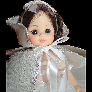 1970s MIB Madame Alexander Snow White Doll #1555 14 inch