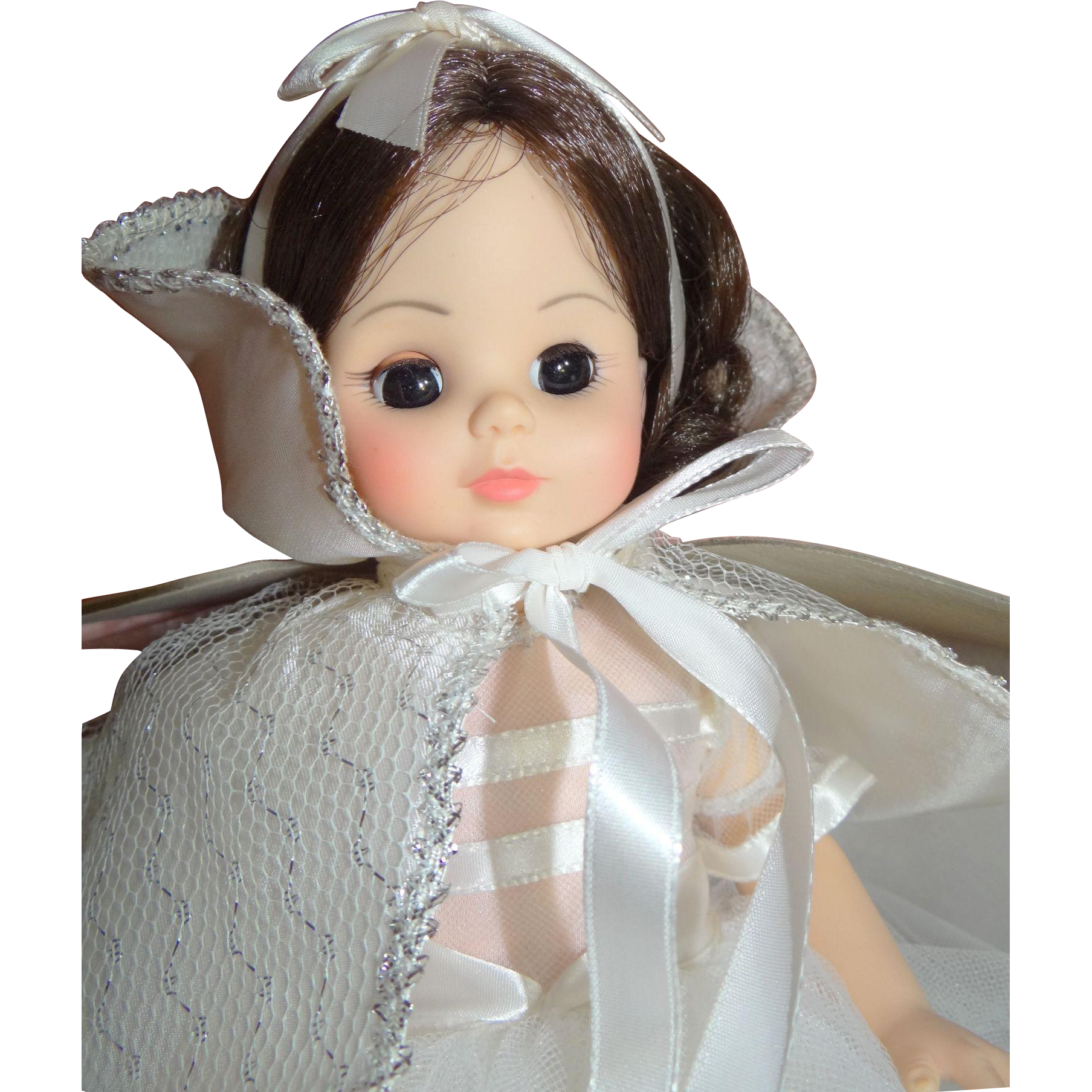 1970s MIB Madame Alexander Snow White Doll #1555 14 inch