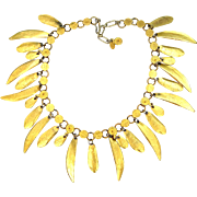 Chunky Vendome Dangles Necklace