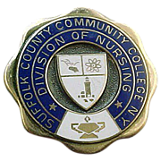 10k Suffolk County Community College Nursing Pin